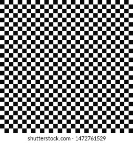 High Resolution Rectangle Pattern. Black and White Pattern perfect for Commercials, Animations or Private use.