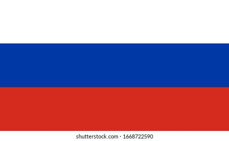 High Resolution Russia Nation Flag, flag of Russia. Russia Flag Texture.