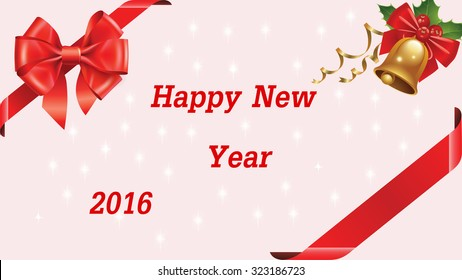 High resolution Ultra High definition New Year 2016 images