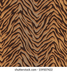 Highly detailed animal skin - Seamless pattern wrapper