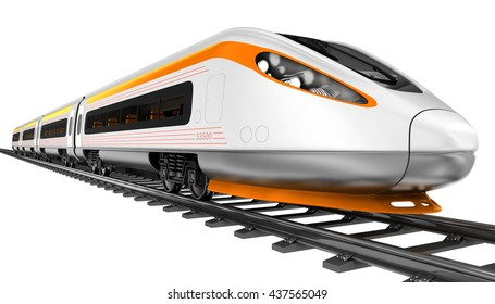 Railway 3d Images, Stock Photos & Vectors | Shutterstock