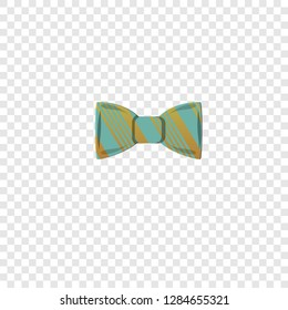 Hipster bowtie icon. Cartoon of hipster bowtie icon for web design for web design