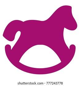 hobbyhorse sign icon