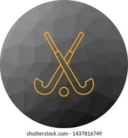 Hockey Stick icon for your project