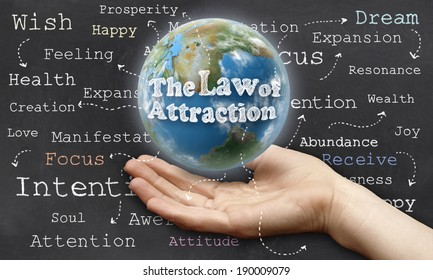 Holding the World with The Law of Attraction