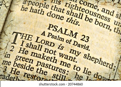 Image result for image psalm 23