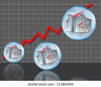 Home Values Going Up.