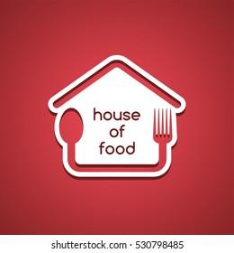 homemade food restaurant logo logotype