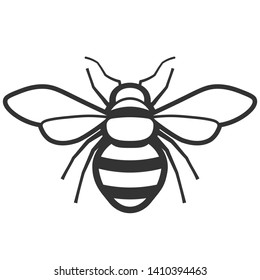Free Honeybee Cliparts, Download Free Clip Art, Free Clip Art on Clipart  Library