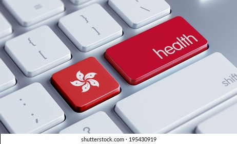 Hong Kong High Resolution Health Concept