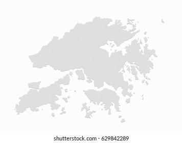 Royalty-Free Hong Kong Map Stock Images, Photos & Vectors ...