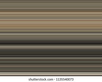 Horisontal stripes in earthy caffe latte tones differing in colors from up to down, as wallpaper abstract background.