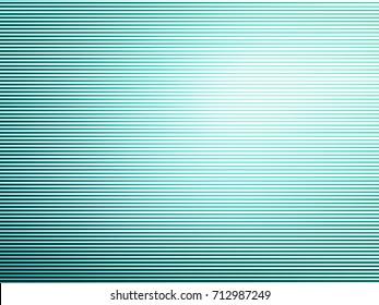 Horizontal green tv scanlines background hd