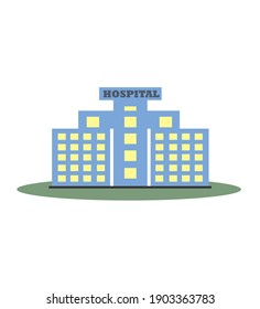 Hospital, medical facility to help people