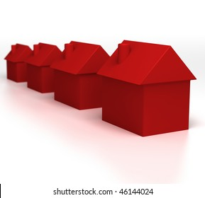 Hot Properties (Red Houses)