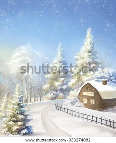 4d25223aabee House Stock Illustration 333274082 - Shutterstock