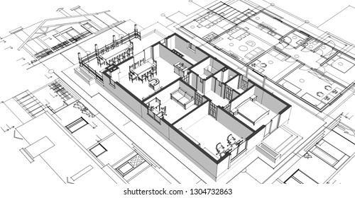 Architect Apartment Images Stock Photos Vectors
