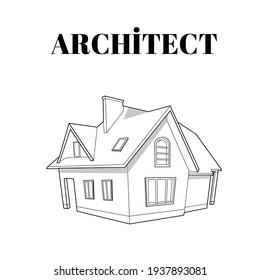 house building , architecture design 2021