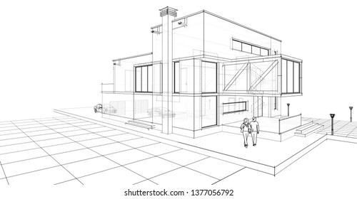 Sketch Architect House Designs on architect design house, architect model house, architect work house, architect green house, architect studio house, architect blue house,