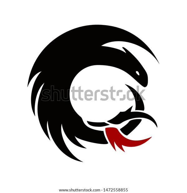 How Train Your Dragon Toothless Night Stock Illustration 1472558855