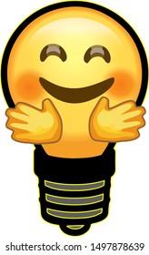 Emoticon Hug Images, Stock Photos & Vectors   Shutterstock