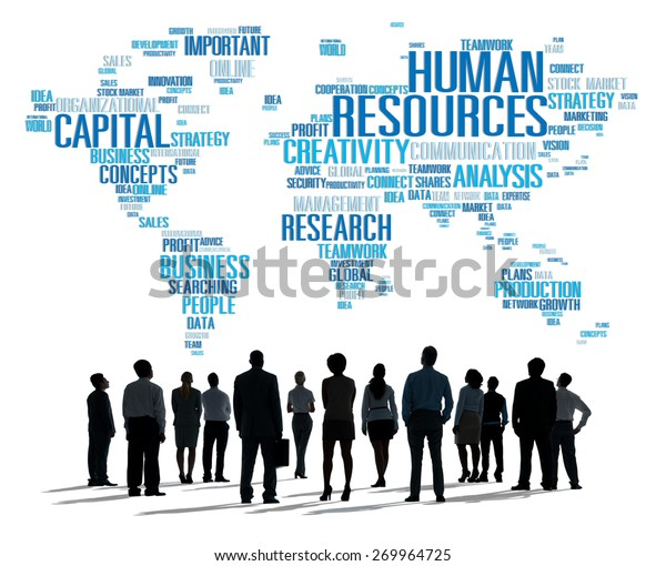 Human Resources Career Jobs Occupation Employment Stock