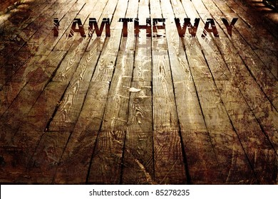 """I AM THE WAY"" Religious Background"