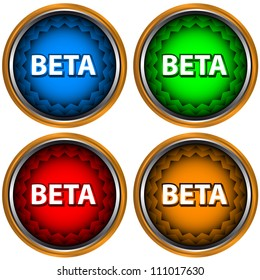 Icons beta for design of your application