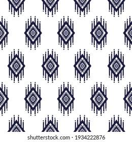 Ikat patterns fabric boho motif aztec textile fabric carpet geometric ethnic mandalas American