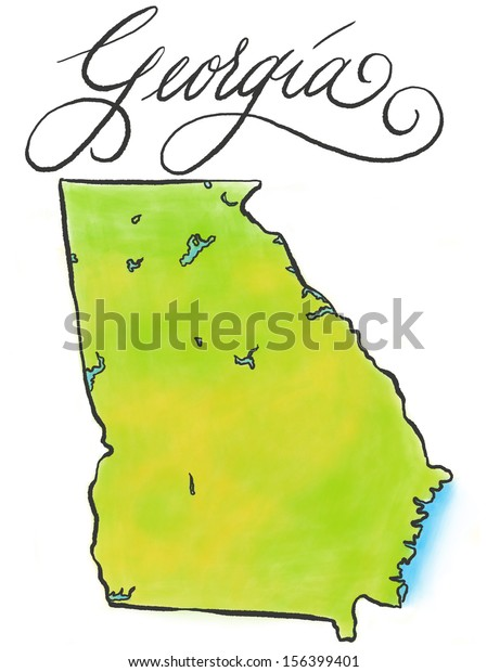 Illustrated Map Georgia Stock Illustration 156399401 on wisconsin topographical map key, georgia beaches map, georgia map cities ga, georgia county map, georgia's manufacturing key, georgia colony towns, georgia colony map, georgia capital map, georgia map bodies of water, georgia pine mountain trail map, georgia state map, georgia state location,