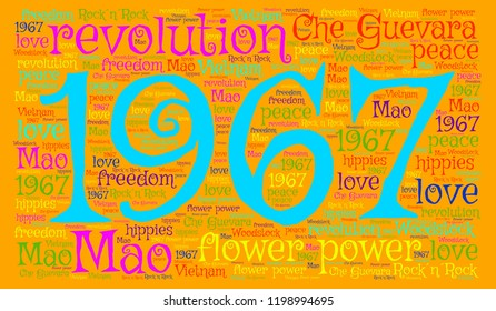 Illustration: 1967 Flower Power