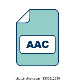 Illustration AAC Icon