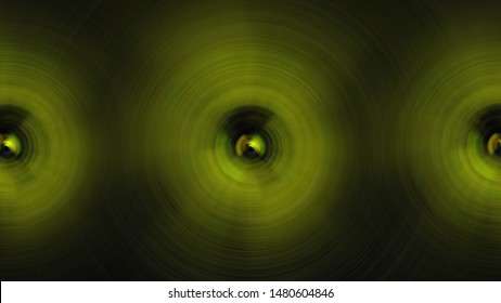Illustration abstraction in black  green color, trendy shades of style and design super background
