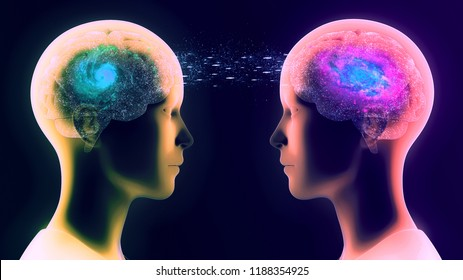 Image result for telepathy brain to brain free picture