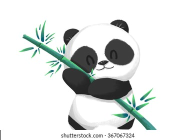 Anime Panda Images Stock Photos Vectors Shutterstock