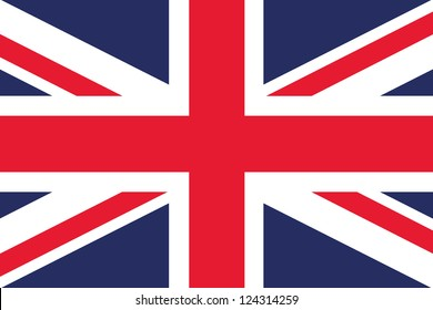 An illustration of the flag of the United Kingdom