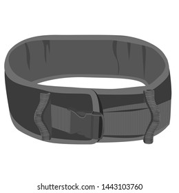Illustration of a gait belt