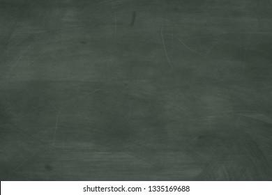 An illustration of happy teacher's day written on a chalkboard