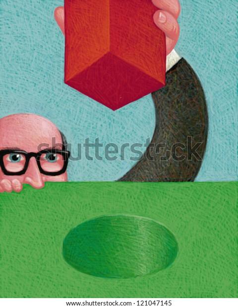 illustration of IQ