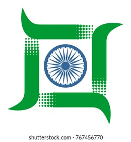 Illustration of the Jharkhand seal. State of the India