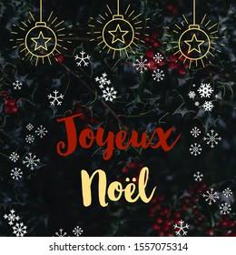 Imágenes Fotos De Stock Y Vectores Sobre Joyeux Noël