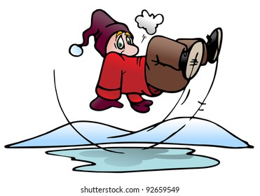 Image result for happy icy roads monday clipart