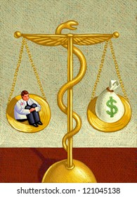 illustration of Medical Costs