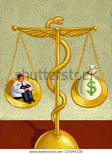 illustration of Medical Costs