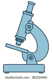Illustration of the microscope tool icon