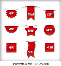 illustration of new labels