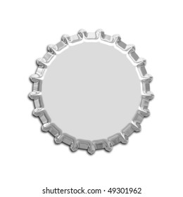 An illustration of a nice bottle cap