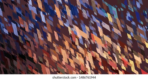 Illustration painted  matrix form. Rough sketch surface mix. 2d illustration. Texture backdrop painting. Creative chaos structure element material creation bitmap figures. Acrylic vivid.