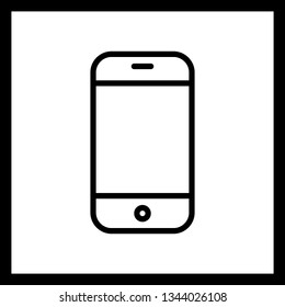 Illustration  Phone Cell Icon