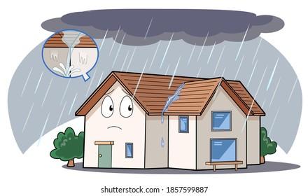 Roof Defects Images Stock Photos Vectors Shutterstock